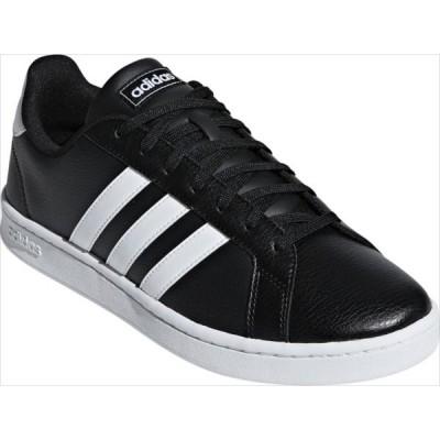 adidas(アディダス) F36393 GRANDCOURT LEA U スポーツ シューズ 靴 メンズ