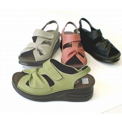 サンダル レディースシューズ レディースファッション 靴 バックバンド S M L LL コンフォートシューズ