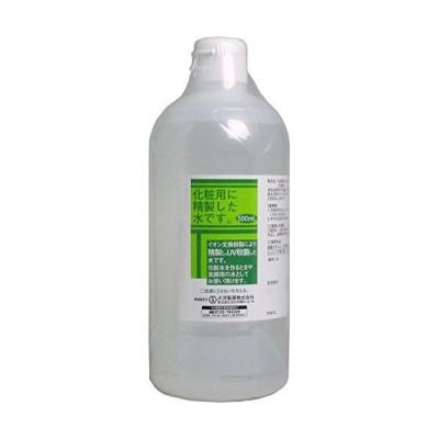 化粧用 精製水 HG 500ml (500ml×5本)