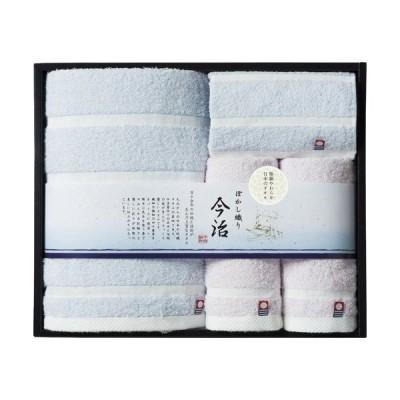 日本名産地 今治ぼかし織りタオルセット B6145515