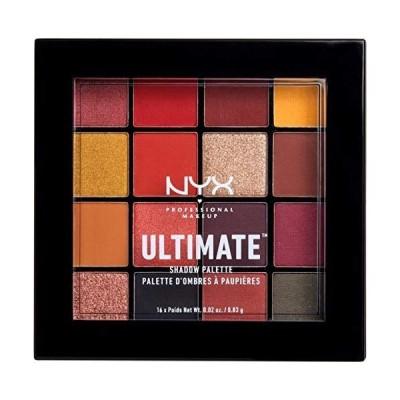 NYX Professional Makeup(ニックス プロフェッショナル メイクアップ)UT シャドウ パレットアイシャドウ09 カラー