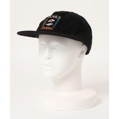 帽子 キャップ CAP/BANKS(バンクス )メンズレディースユニセックスキャップ