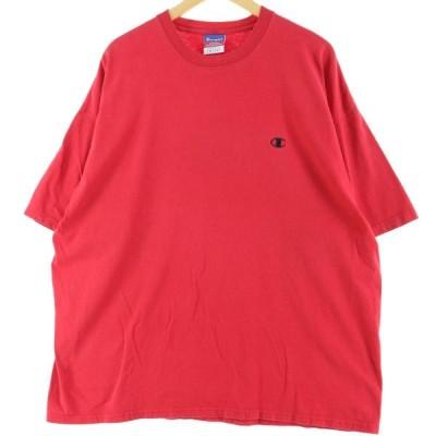 チャンピオン ワンポイントロゴTシャツ メンズXXL /eaa041368