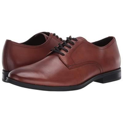 カルバン・クライン Wilbur メンズ オックスフォード Tan Crust Leather