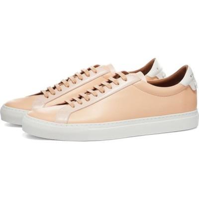 ジバンシー Givenchy メンズ スニーカー ローカット シューズ・靴 Urban Street Low Sneaker Pink/White