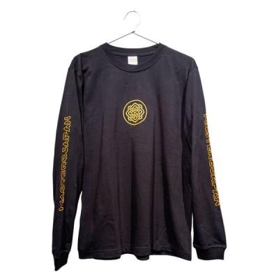 MASTER 8 JAPAN Long Sleeve M8 EMBLEM 2020 F/W Black/Orange Lサイズ 長袖 Tシャツ