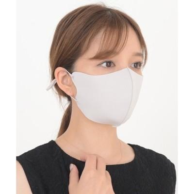 5枚入 微冷感 ひんやり涼しい アジャスター付き夏マスク