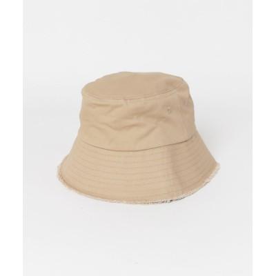 URBAN RESEARCH Sonny Label / フリンジバケットハット WOMEN 帽子 > ハット