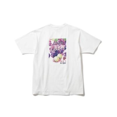 tシャツ Tシャツ FRUIT OF THE LOOM/別注FTL×meiji果汁グミTシャツ
