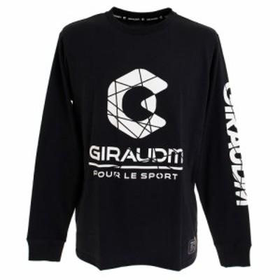 ジローム(GIRAUDM)Tシャツ メンズ 長袖 TC 863GM9CD8174BLK(Men's)