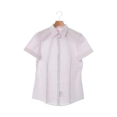 346 Brooks Brothers サンヨンロク ブルックスブラザース ドレスシャツ レディース