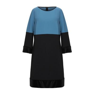 MALAICA ミニワンピース&ドレス パステルブルー 52 ポリエステル 95% / ポリウレタン 5% ミニワンピース&ドレス