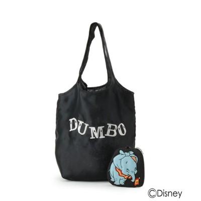 AG by aquagirl / DUMBO/エンブロイダリーポーチ付きチュールエコBAG WOMEN バッグ > エコバッグ/サブバッグ