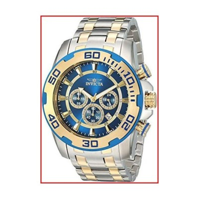Invicta Men's 26296 Pro Diver Quartz Chronograph Blue Dial Watch