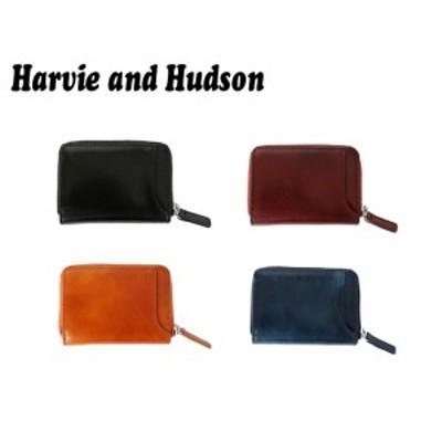Harvie&Hudson[ハービー&ハドソン] イタリアキャピタルレザー ラウンド小銭入れ&カードケース ha-5006 5061796 pre32