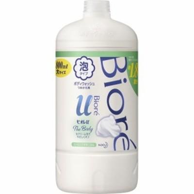 ビオレu ザ ボディ The Body 泡タイプ ヒーリングボタニカルの香り つめかえ用(800ml)[ボディソープ]