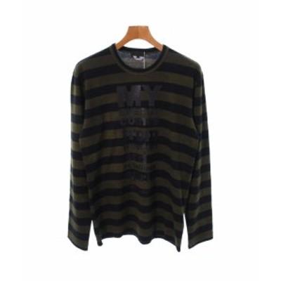 COMME des GARCONS HOMME PLUS コムデギャルソンオムプリュス Tシャツ・カットソー メンズ
