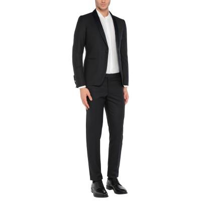 TOMBOLINI スーツ ダークブルー 50 バージンウール 100% スーツ