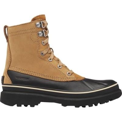 ソレル Sorel メンズ ブーツ シューズ・靴 Caribou Storm WP Boot Buff