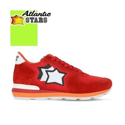 アトランティックスターズ アンタレス スニーカー メンズ ブランド 大きいサイズ 靴 おしゃれ カジュアル 赤 レッド Atlantic STARS ANTARES FR-85B