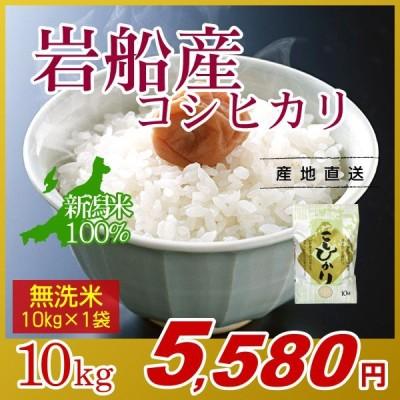 米 10kg 無洗米 新潟産コシヒカリ 棚田米 こしひかり 令和2年産