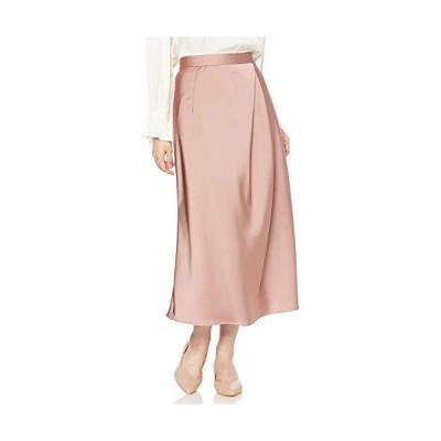 [フレイ アイディー] サテンタックナロースカート FWFS204012 レディース PNK 日本 1 (日本サイズ9 号相当)