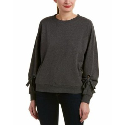 Vince ヴィンス ファッション トップス Vince Camuto Two By Sweatshirt Xs Grey