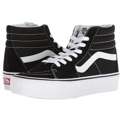 バンズ SK8-Hi Platform 2.0 メンズ スニーカー 靴 シューズ Black/True White