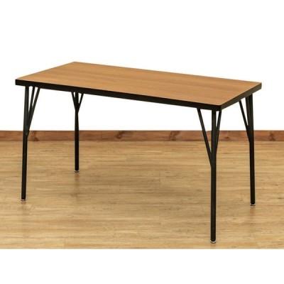 [送料無料・カード払・前払限定] 3-4人用ダイニングテーブル 約W120XD60XH70cm*食卓用、作業台や書斎用テーブル、PC台にも