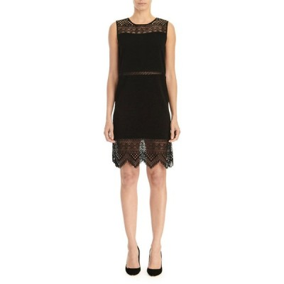 キャロライナヘレラ レディース ワンピース トップス Guipure Lace Shift Dress