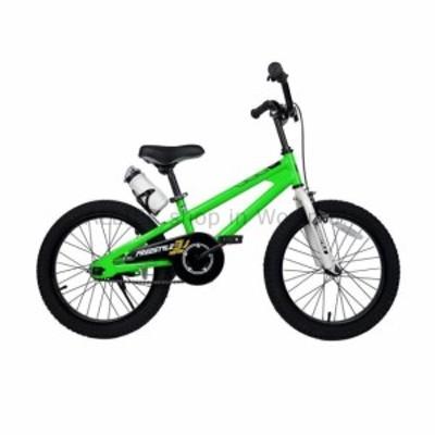 BMX フリースタイルBMXキッズバイク自転車ボーイズガールズバイク18インチ ホイールグリーンアウトドア  Freestyle
