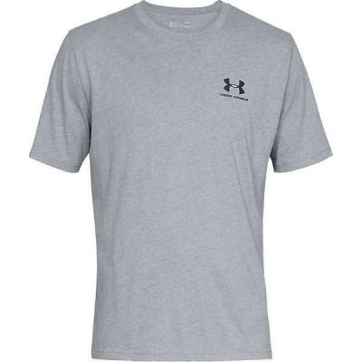 アンダーアーマー メンズ Tシャツ トップス Under Armour Men's Sportstyle Left Chest SS T-Shirt