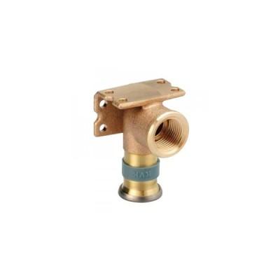 KVK 座付給水栓エルボ 適合樹脂管サイズ:10 iジョイント GDZL-10P1