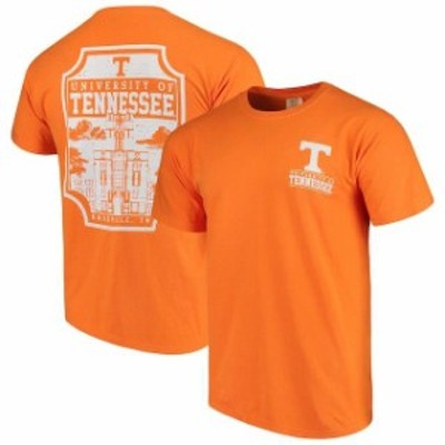 Image One イメージ ワン スポーツ用品  Tennessee Volunteers Tennessee Orange Comfort Colors Campus Icon T-Shirt