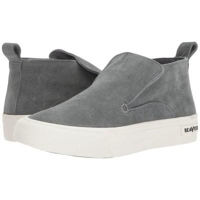 シービーズ SeaVees メンズ スニーカー シューズ・靴 12/64 Huntington Middie Greyboard
