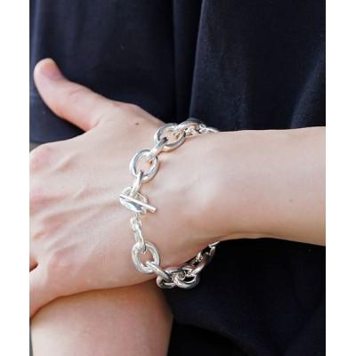 ability / NARRATIVE PLATOON ナラティヴプラトゥーン / KING Chain Bracelet SV-925 キングチェーンブレスレット シルバー925 / np-b1913 MEN アクセサリー > ブレスレット