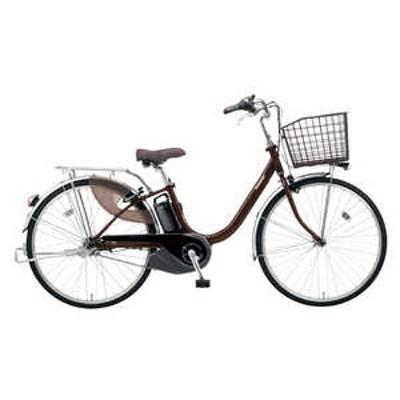 パナソニック Panasonic 電動アシスト自転車 VIVI・L チョコブラウン BE-ELL632T [3段変速 /26インチ] チョコブラウン BE_ELL632T