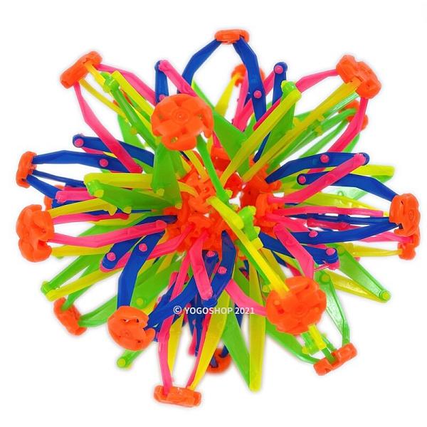 魔術伸縮球 30cm 魔術球 /一個入(促80) 手抓開花球 開花球 散花球 變形球 兒童玩具-YF16684