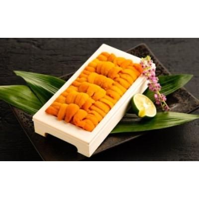 10-289 蝦夷バフンウニ冷凍折詰 100g