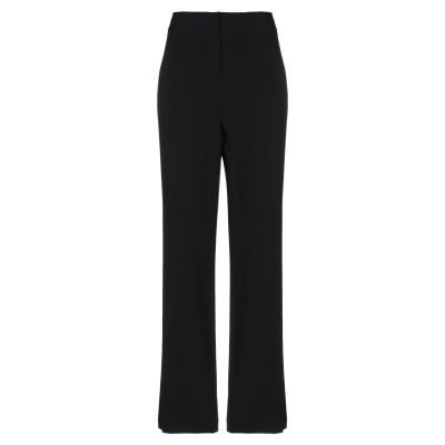 FELIX Paris パンツ ブラック 46 ポリエステル 100% パンツ