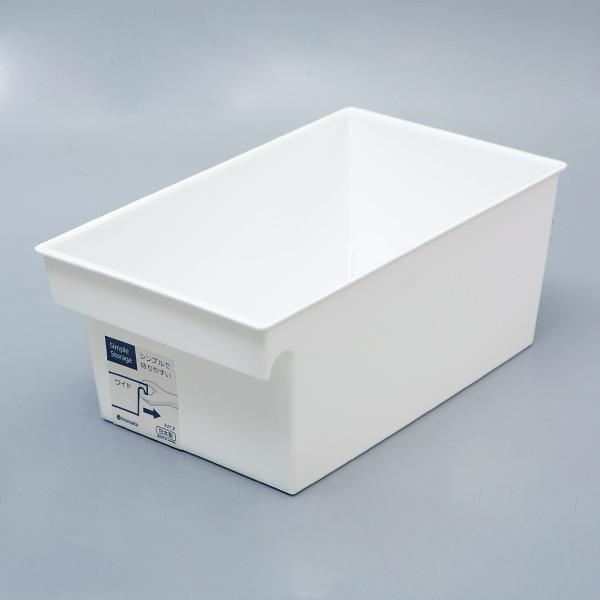 日本製【Inomata】可標記整理拉盒L /4666