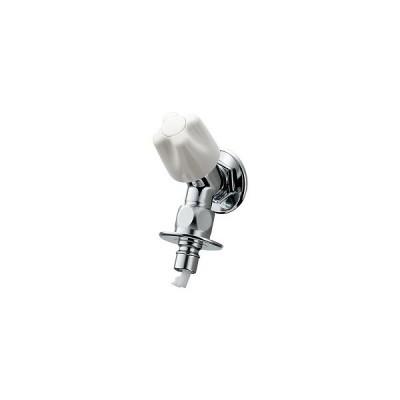 洗濯機用水栓(ストッパー、送り座つき) 721-517-13