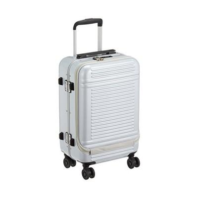 サンコー スーツケース フレーム WORLD STAR W 双輪 フロントオープン WSW1-47 30L 47 cm 3.4kg ヘアライ