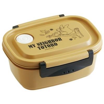 ラク軽弁当箱 S 430ml となりのトトロ / ジブリ トトロ 弁当箱 ランチボックス 食洗機 電子レンジ 対応 軽量 仕切り 冷凍 日本製 かわいい スケーター