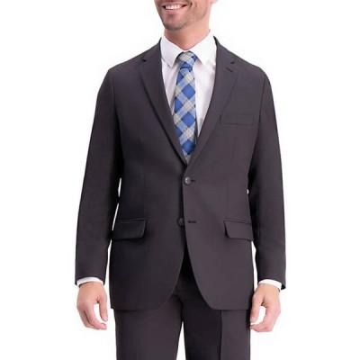 ハガー メンズ ジャケット・ブルゾン アウター Active Series Herringbone Classic Fit Suit Separate Coat