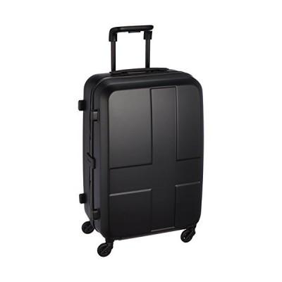 [イノベーター] スーツケース グッドサイズ ベーシックモデル INV55 保証付 50L 62 cm 3kg ステルスブラック