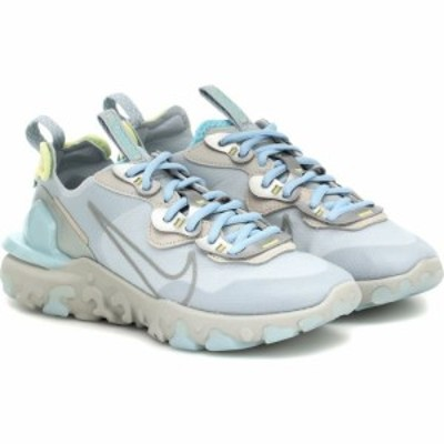 ナイキ Nike レディース スニーカー シューズ・靴 react vision sneakers Clstbl/Metplt