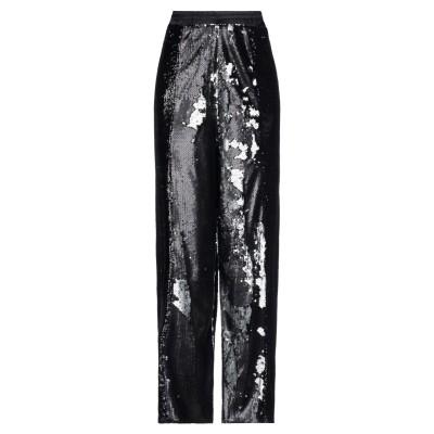 ヌード NUDE パンツ ブラック 38 ポリエステル 85% / ナイロン 15% / ポリウレタン / レーヨン パンツ
