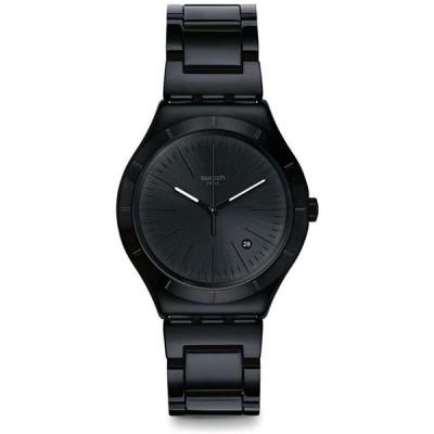 [スウォッチ] 腕時計 Irony Big Classic(アイロニービッグクラシック) NOIR INTENSE (ノワールインテンス) YWB40
