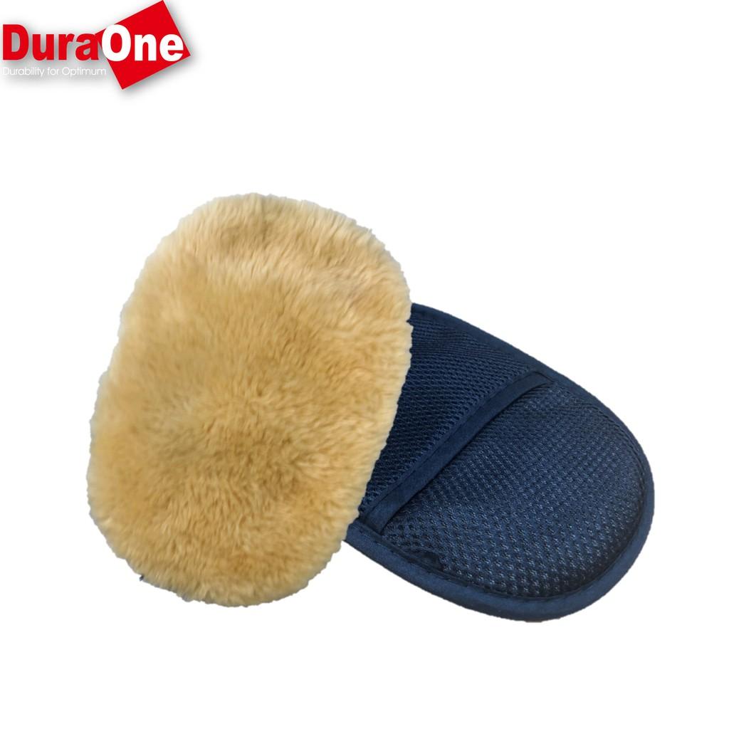 《DuraOne》羊毛洗車手套 洗車  自助洗車 洗車用具 羊毛手套 不傷車 不褪色 不掉毛